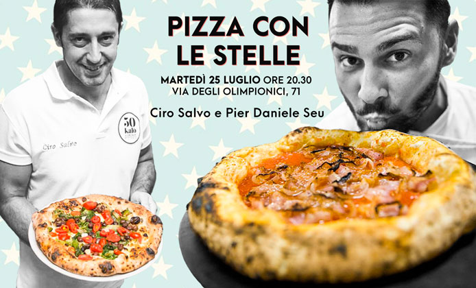 Pizza con le Stelle ed Excellence Foodball Cup