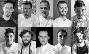 S.Pellegrino Young Chef 2018 finalisti italia