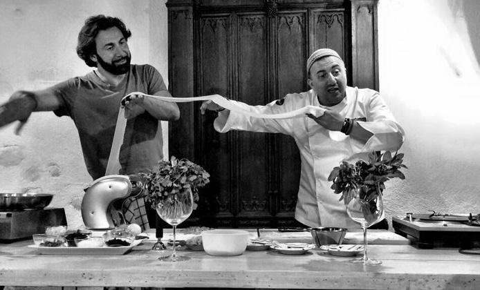 Don Pasta e Pasquale Torrente