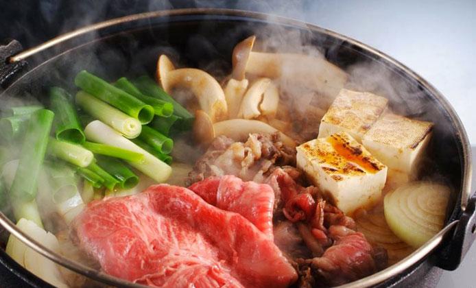 piatto oasi giapponese