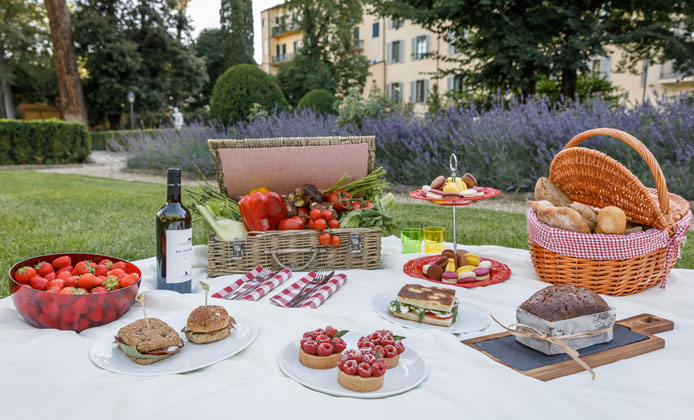 picnic stellato four seasons