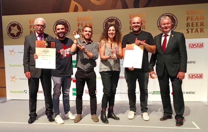 EBS premiazione Birra Perugia