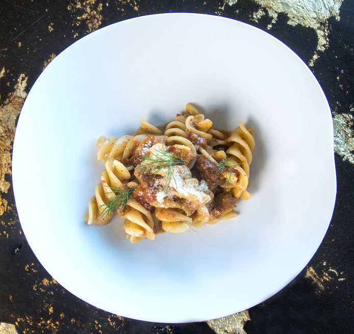Pasta Barrique by Oliver Glowig
