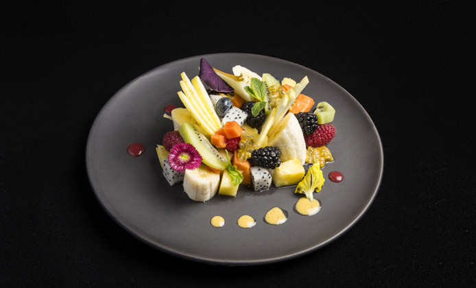 Solugreen Milano insalata di frutta
