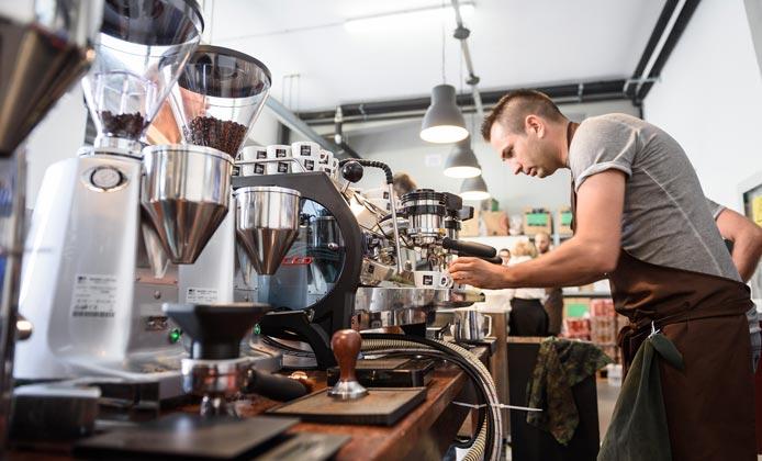 Goppion Scuola di Caffè
