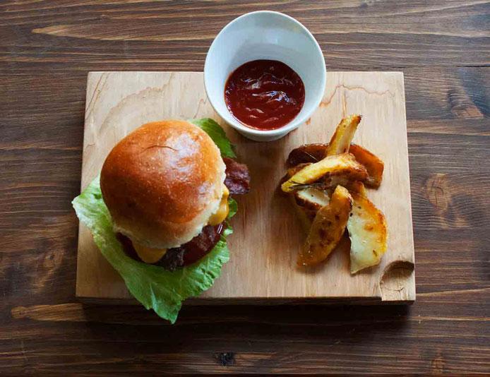 baobar milano hamburger