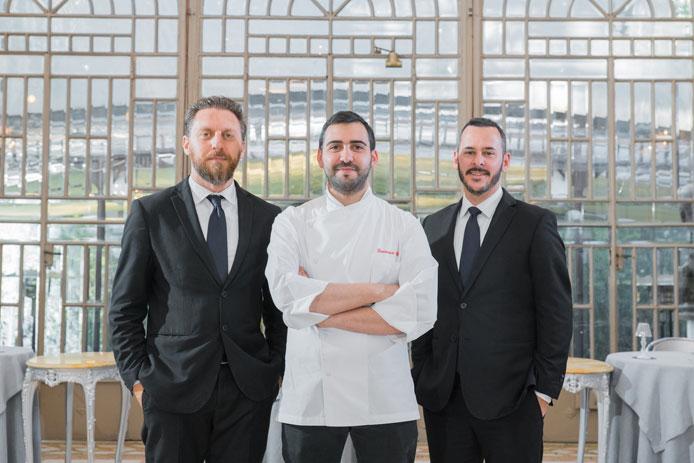 staff Enoteca La Torre