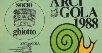 Slow Food Arcigola 1988