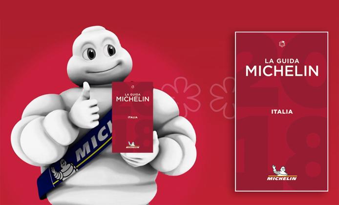 guida michelin 2018 italia