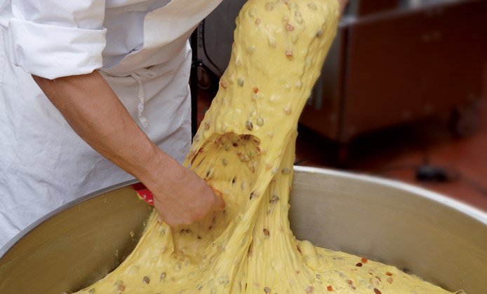 produzione panettone massari