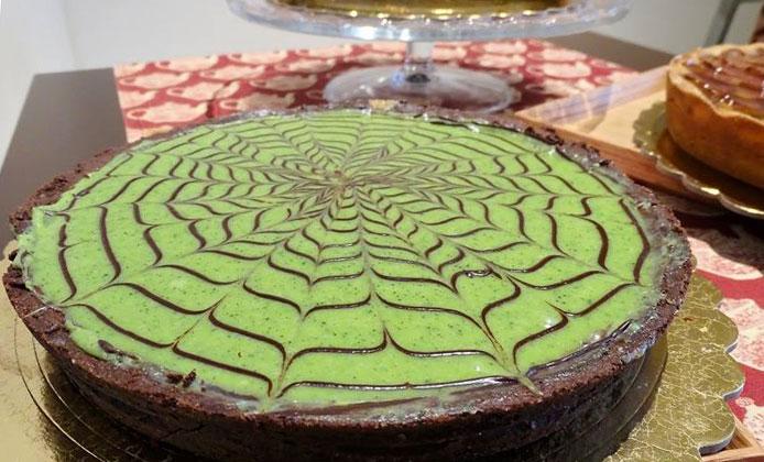 teiera eclettica dolci