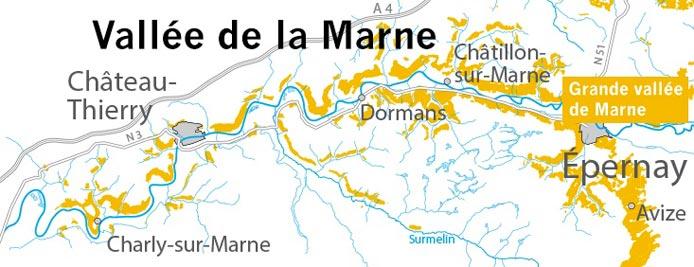 Champagne Vallée de la Marne