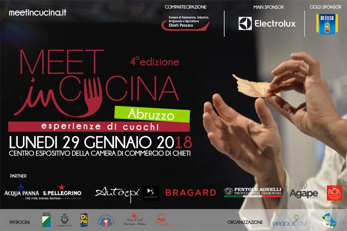 Meet in Cucina Abruzzo 2018