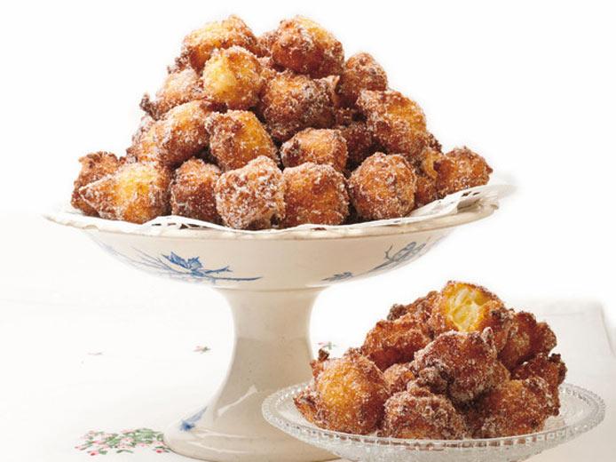 dolci di carnevale fritti