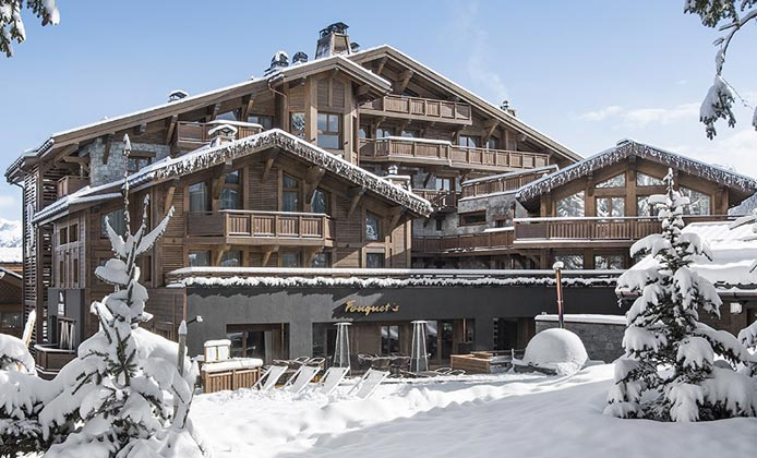 Les Neiges Courchevel