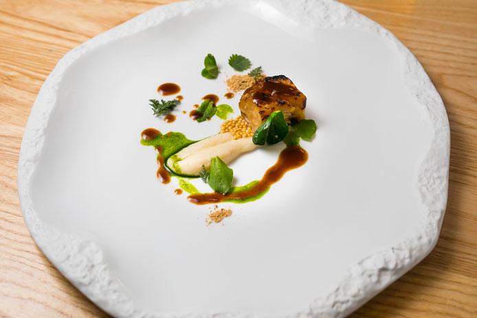 Dinner-Osteria-Fernanda sedano rapa