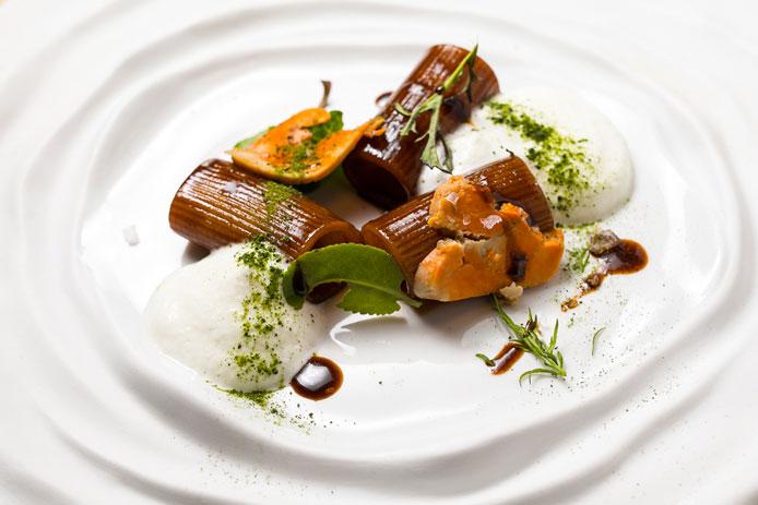 Dinner-Osteria-Fernanda Rigatoni