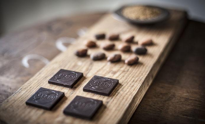 cantina affinamento cioccolato