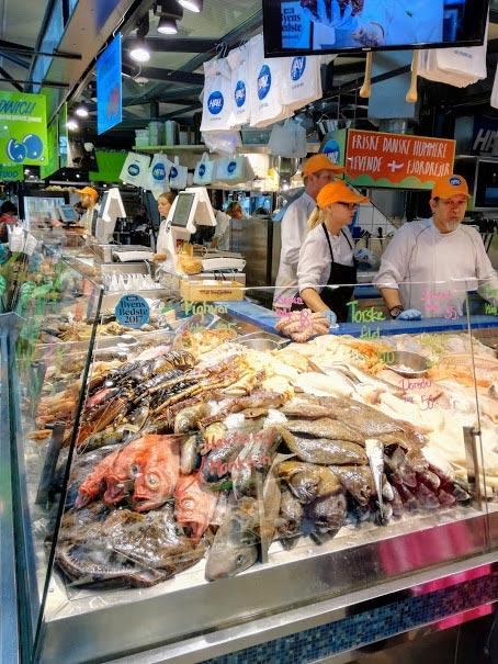 mercato copenaghen