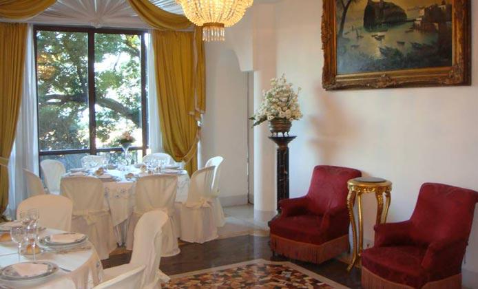 cena di beneficenza del Rotary Club Campania