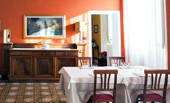 sala ristorante ottocento