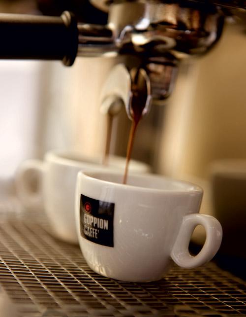 Goppion Caffè