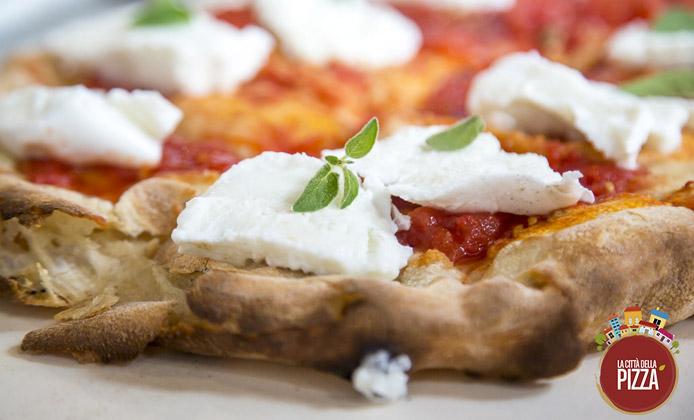 città della pizza evento roma