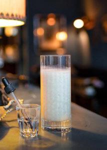 Ricetta cocktail Latte +