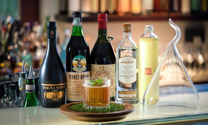 """Ricetta cocktail """"Nuestra Tradición"""""""