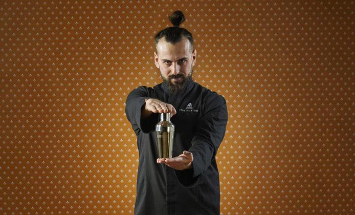 Bartender: Sacha  Mecocci