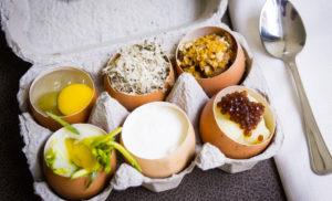Eggs Roma