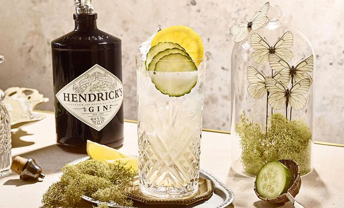 Hendrick's World Cucumber Day 2018