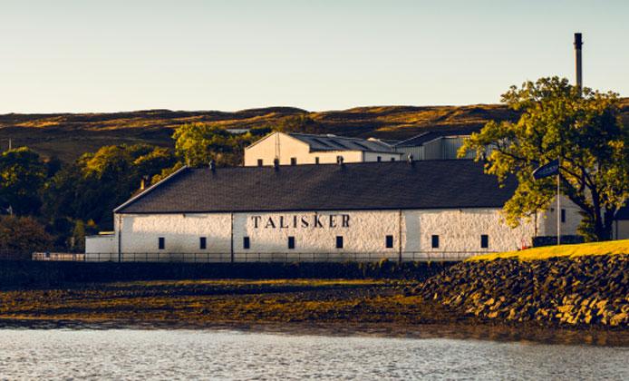 Talisker distilleria