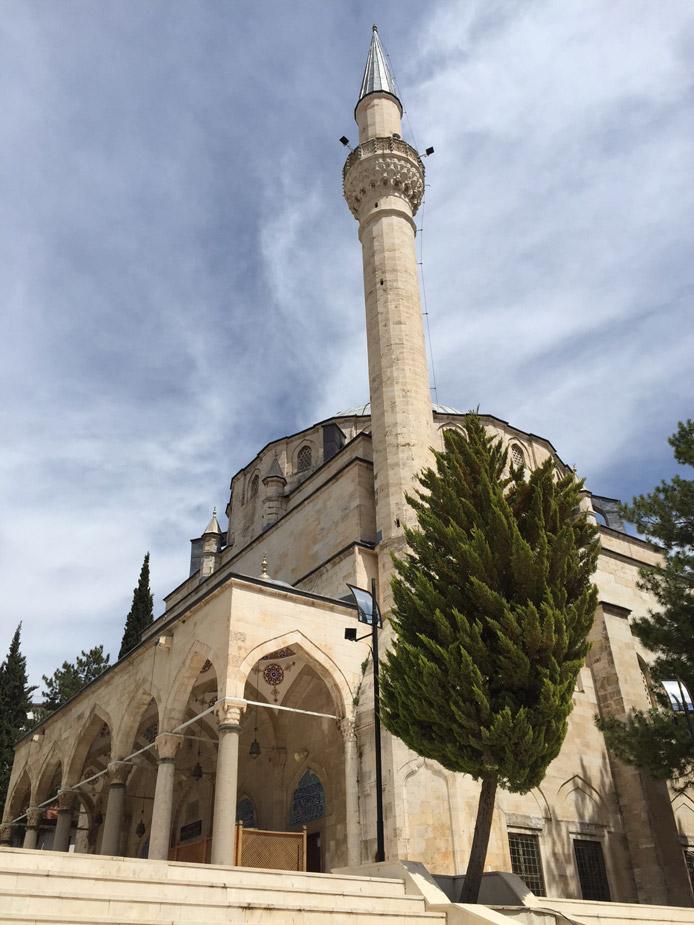 Moschea Elmali