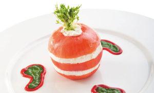 ricette vegetariane estive pomodoro in forno