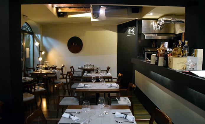 ristorante nero 9 milano
