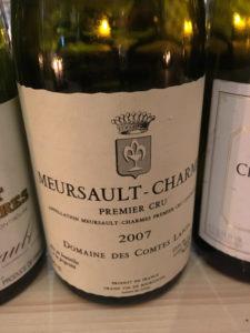 Meursault-Charmes 2007