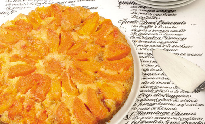 ricette dolci estivi torta albicocche