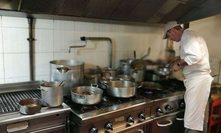 Trattoria sergio gozzi mangiare bene a prezzi onesti in - Centro cucina firenze ...