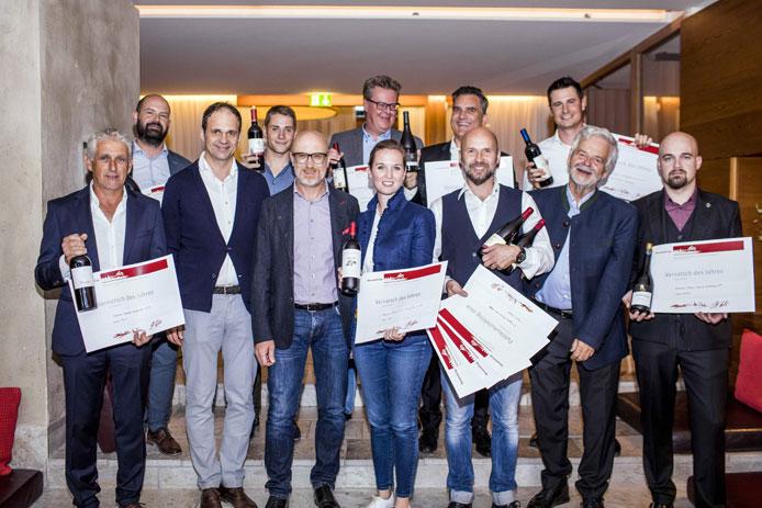 Vernatsch Cup 2018 produttori