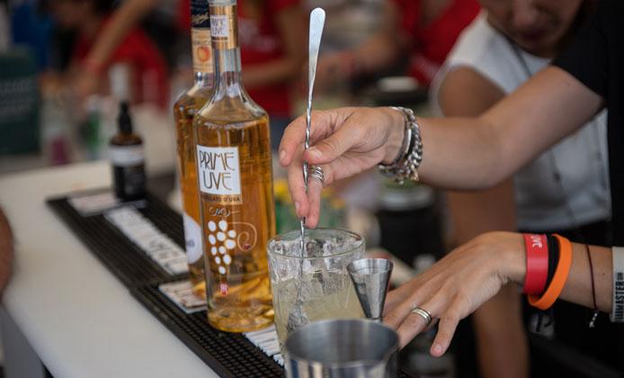 cocktail prime uve