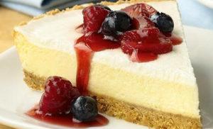 viaggio negli usa cheesecake