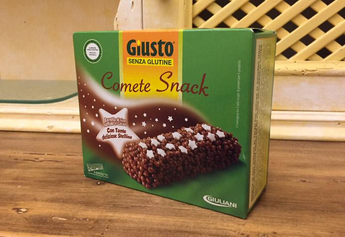 Comete Snack Giusto® Giuliani