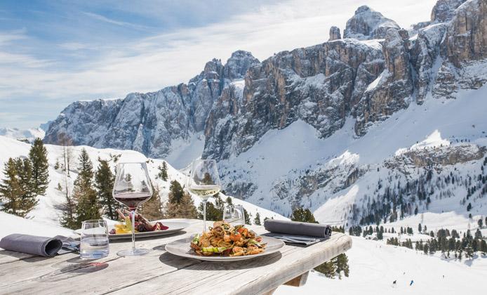Sciare con Gusto in Alta Badia festeggia la 10° edizione con tante novità