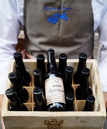 Rosciolino birra Roscioli e Birra Perugia