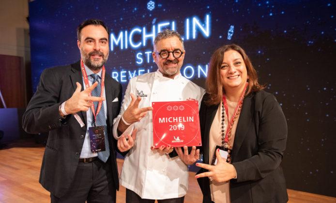 Guida Michelin 2019: tutte le novità