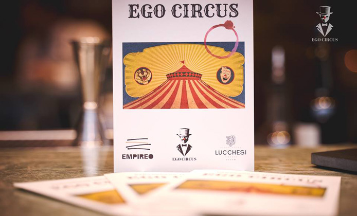 ego circus cocktail