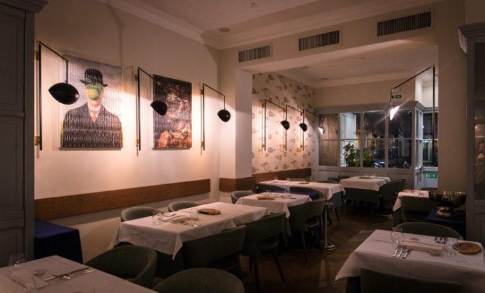 Cannolicchio Osteria Di Mare Roma