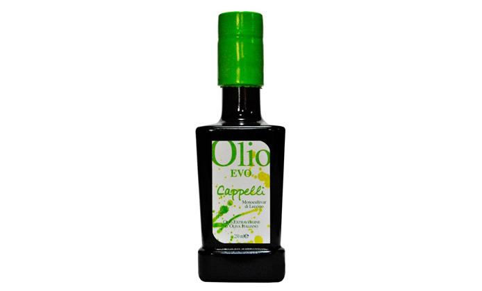 Olio extravergine Monocultivar Leccino Cappelli