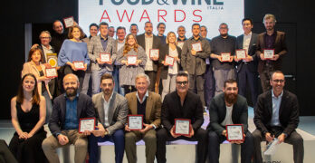 premiati Food&Wine Italia Awards